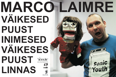 Bill Offrights ja Marco Laimre