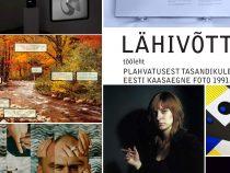 Eesti fotokunsti lähivõtted